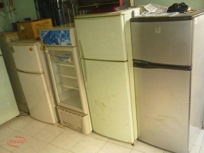 tủ lạnh bị rò rỉ điện